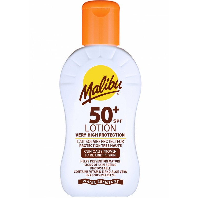 Malibu Sunscreen Offer
