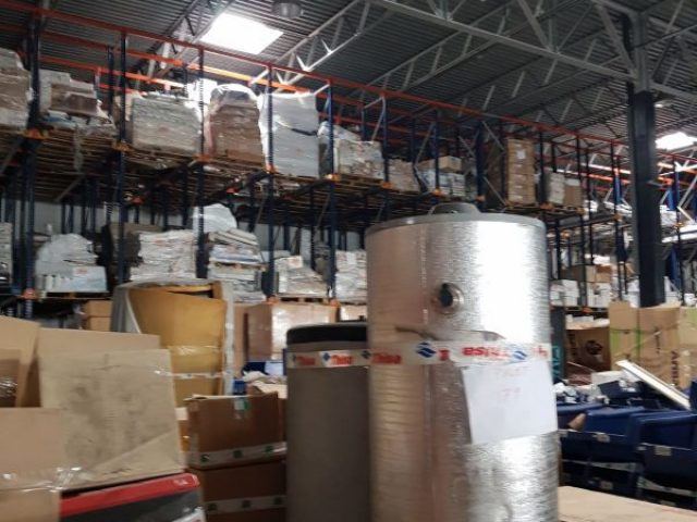 Air Conditioning, Sanitary and Heating Big Stock