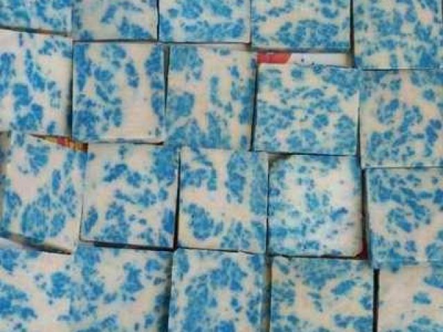 Blue Bar Soap (1,5kg) 20″