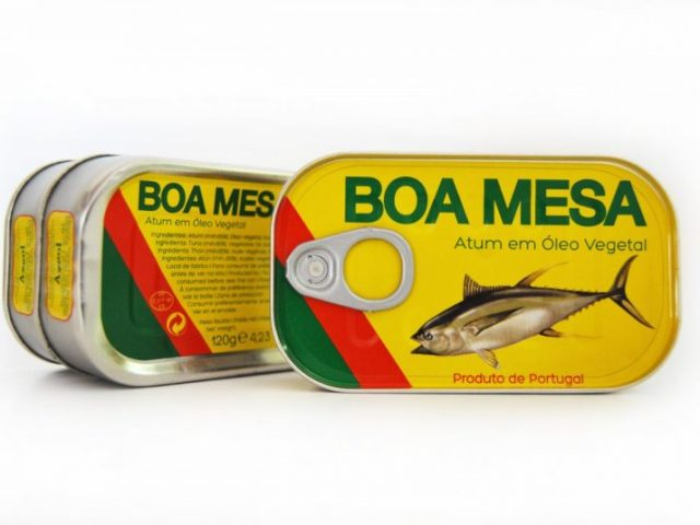 "20″ Canned Tuna ""Boa Mesa"""