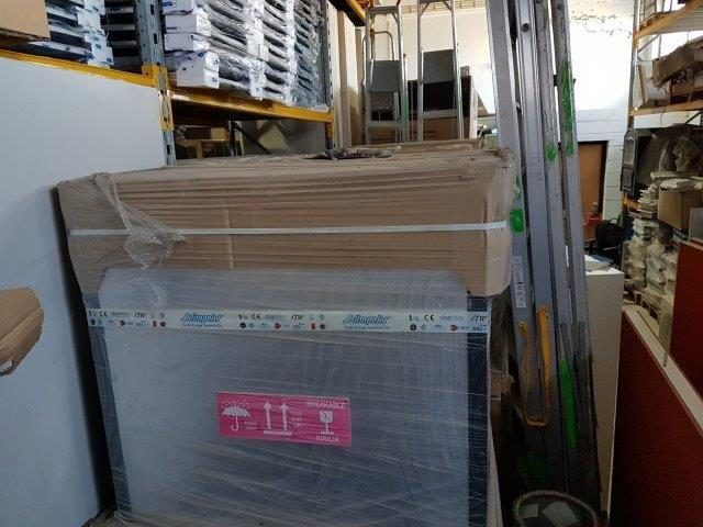 Samsung Air Conditioning & Solar Panels Stock